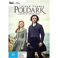 Poldark : Series 4 (DVD, 2018, 3-Disc Set)