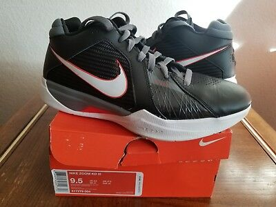 detailed look 3793f de252 NIKE ZOOM KD 3 III Kevin DURANT 417279-004 mens size 9.5
