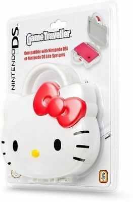 c145ed3d0c9f Borsa Custodia HELLO KITTY per NINTENDO DS DSi DS Lite Nuova Game Traveller