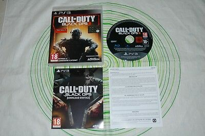 Call of duty black ops 3 playstation 3 ps3 pal