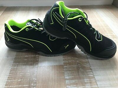 Puma Damen ESD Sicherheits Halbschuh S1P, Fuse TC Green Wns Low 64.410.0, Gr. 36 42
