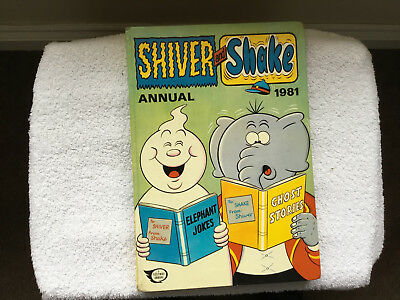 Shiver and Shake Annual 1981