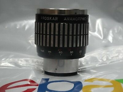 Proskar ISHICO Anamorphic 16 2x  lens in very good condition.