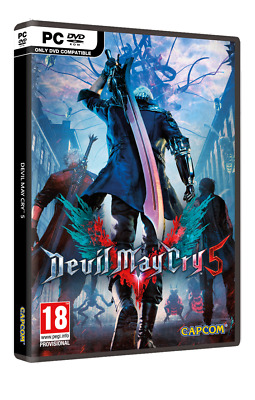Devil May Cry 5 PC  In Stock Now !!!