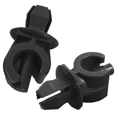 20 Hood Prop Rod Support Clip Hold 8mm Rod Clamp Retainer For VW 6N0-823-397-AC