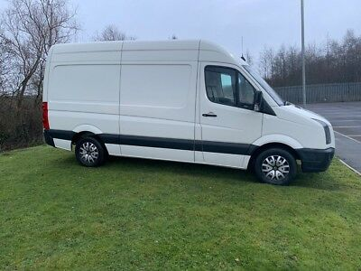 Vw crafter mwb mobile workshop utility van