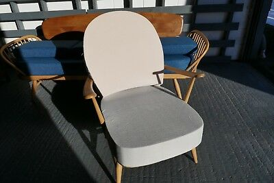 Foam Cushions Only. Ercol 203 Chair Seat & Back