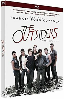 Blu Ray : The Outsiders - NEUF
