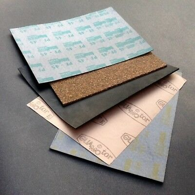 GASKET PAPER SHEETS Various Types Nitrile Rubber & More