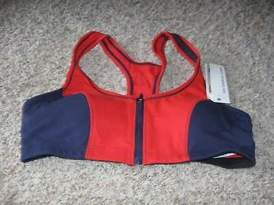 379561be67b8d NEW BALANCE WOMENS Padded and Adjustable Sports Bra NWT!!! - $19.98 ...