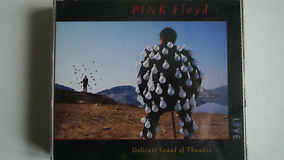 Pink Floyd - Delicate Sound of Thunder - Live - Doppel CD