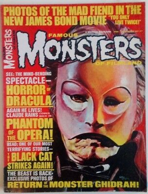Famous Monsters Of Filmland #47