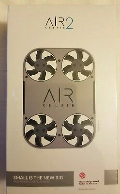 AirSelfie2 New in Sealed Box with 16GB Memory, Leather Sleeve Box Air Selfie 2