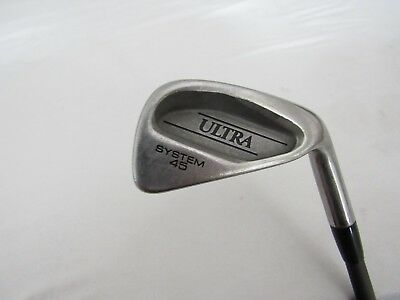 Used RH Wilson Staff Ultra 45 Single 4 Iron G Loomis Graphite Regular R Flex