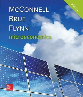 |e-Version| Microeconomics 21st Edition by McConnell, Brue, & Flynn