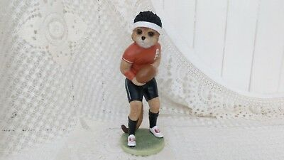 Country Artists Magnificent Meerkats Eddie Figurine Boxed Ca04528