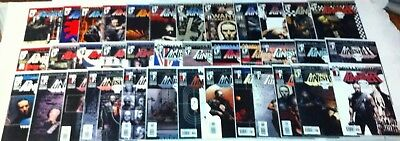 Punisher Marvel Knights 2nd Series 37of(37) COMIC BOOKS NETFLIX HOT THE PUNISHER