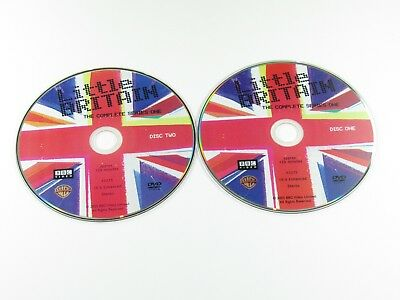 Little Britain - The Complete First Series (DVD, 2005, 2-Disc Set) DISCS ONLY
