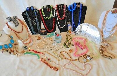 Gorgeous Bulk Lot Mixed Estate Vintage to Modern Jewellery & Accessories