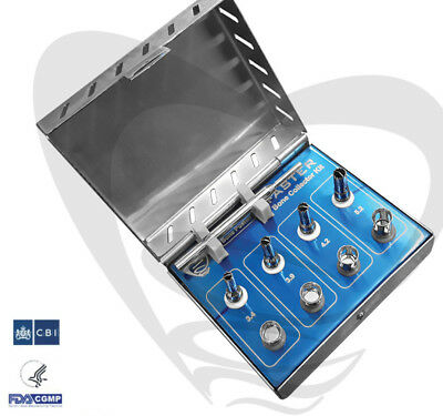 Dental Implant Bone Collector / Bone Chip Maker Kit F