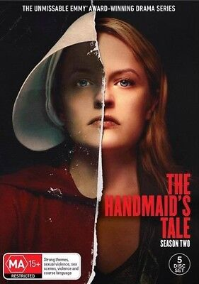 The Handmaids Tale : Season 2 (Dvd,2018)