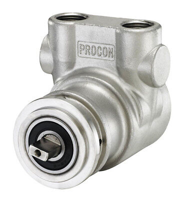 New Procon Stainless Steel Rotary Vane Pump With Clamp