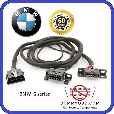 FORD FOCUS MK2 ST & RS dummy OBD port relocation extension