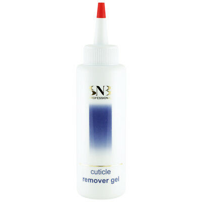 SNB Professional Cuticle Remover Gel Manicure Nail Care 100 ml