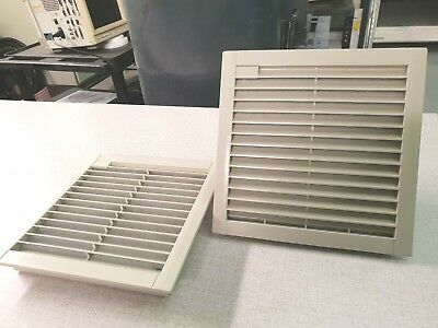 Pfannenberg PF 2500 230v Filtered Cabinet Cooling Fan and Vent