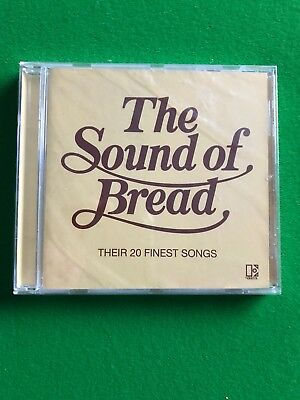 Bread The Sound Of Cd (Greatest Hits / Very Best Of)