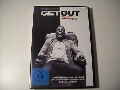 Get Out (2017) DVD (Z) 1428