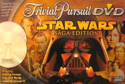 Star Wars DVD Trivia Pursuit  Saga Ed. Replacement Pieces (Choose What You Need)