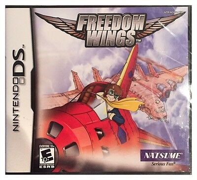 Freedom Wings DS Brand New