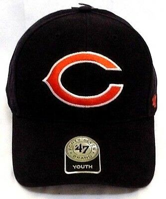7a5a33a94 CHICAGO BEARS 47 Brand Touchback MVP Adjustable Cap NWT -  19.99 ...