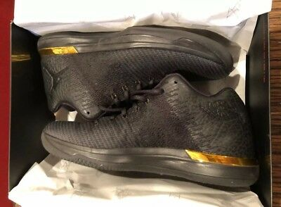 6b10491328be0d NIKE AIR JORDAN XXXI Size 11 Low BG Flyknit (Black Gold) -  65.00 ...