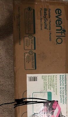 Evenflo Portable Babysuite Deluxe Baby Playpen (Marianna)- Free Shipping