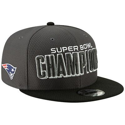 2019 New England Patriots New Era 9FIFTY Super Bowl 53 Champions Parade Hat Cap