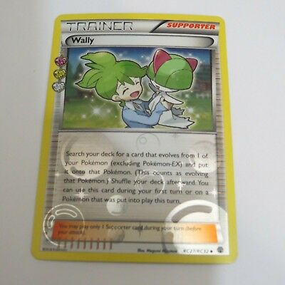 POKEMON WALLY RC27/RC32 - Generations - HOLO - MINT - $0 99