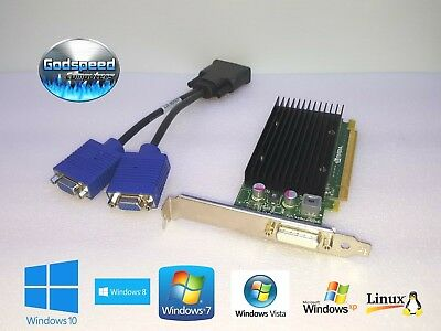 DELL OPTIPLEX 9010 7010 3010 990 7020 Tower 512MB PCI-E Dual