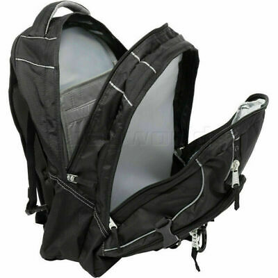 "High Sierra Access 17"" Laptop Backpack Black 25539"
