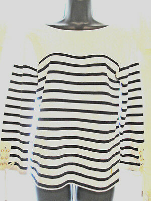 6c67e0ee86 JUICY COUTURE WHITE Cherry 3 4 Sleeve Shirt Top T-shirt Size Small ...