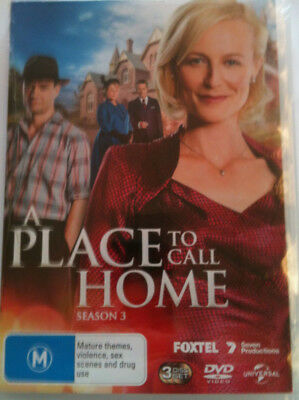 A Place To Call Home : Season 3 (DVD, 2016, 2-Disc Set)=NEW R4