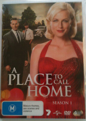 A Place To Call Home : Season 1 (DVD, 2013, 4-Disc Set)=NEW R4