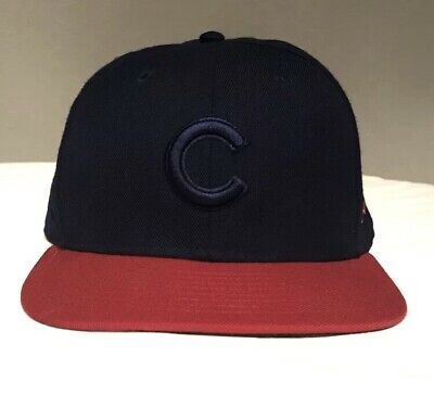 best authentic 6ea6e 4cc2b New Era Chicago Cubs On-Field Authentic MLB 59FIFTY Fitted Hat Cap Bill 7 1