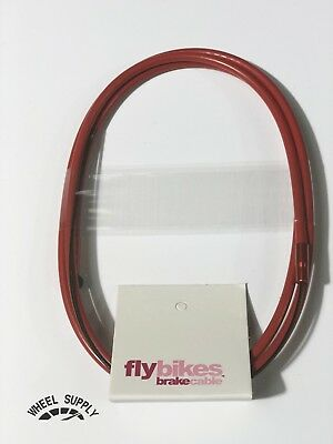 Fly Bikes Linear Cable Red Bmx