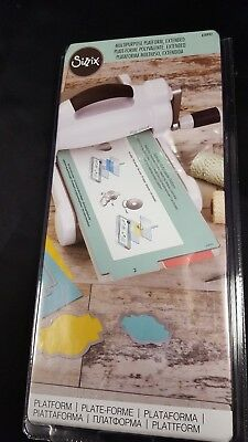 Sizzix Extended Multipurpose Platform Compatible With Big Shot 658992