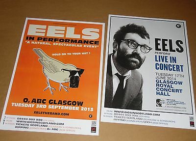 EELS - tour concert / gig poster - bargain joblot collection