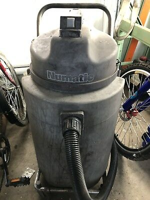 Numatic Wvd 2000-2 Wet And Dry Vacum