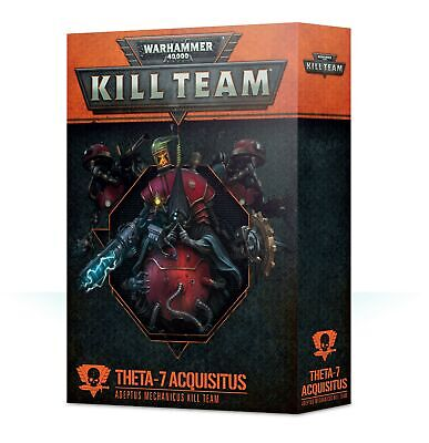 Kill Team: Theta-7 Aquisitus - English Games Workshop Warhammer 40,000 Brand New