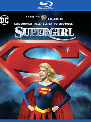 Supergirl (1984 Helen Slater) (2 Disc) BLU-RAY NEW